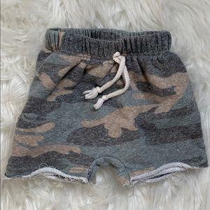 Childhoods Camo Shorts